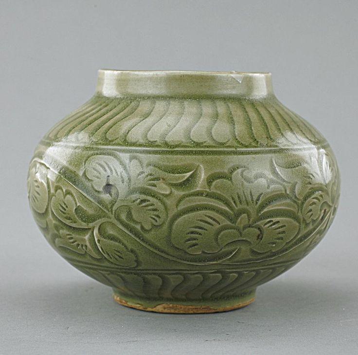 541 Best Celedon Pottery Images On Pinterest Pottery