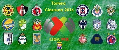 Blog de palma2mex : Liga MX – Jornada 15, Juegos y Resultados