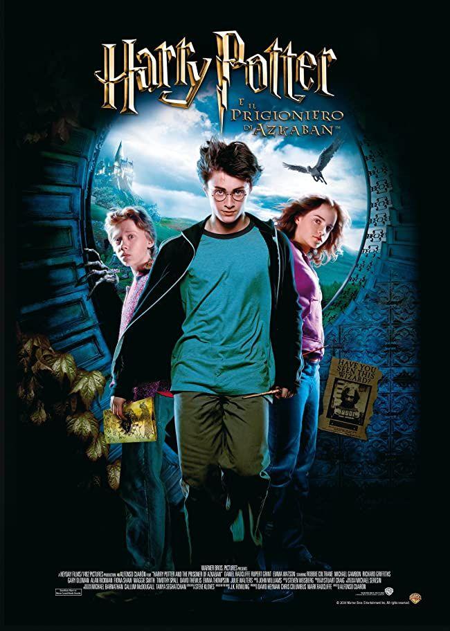 Harry Potter And The Prisoner Of Azkaban 2004 In 2021 Prisoner Of Azkaban The Prisoner Of Azkaban Azkaban