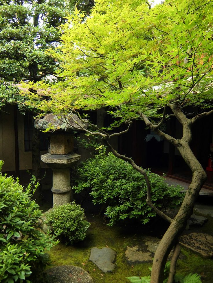 Japanese Garden Viewing Porch Images On