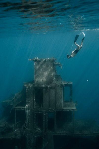 83 Best Shipwrecked Or Sunken Images On Pinterest