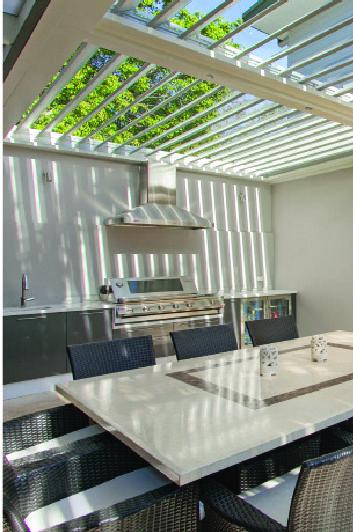New build garden studio
