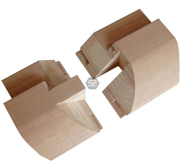Omec F9 Door Lining Corner Joint Machine at Scott+Sargeant Woodworking Machinery / UK