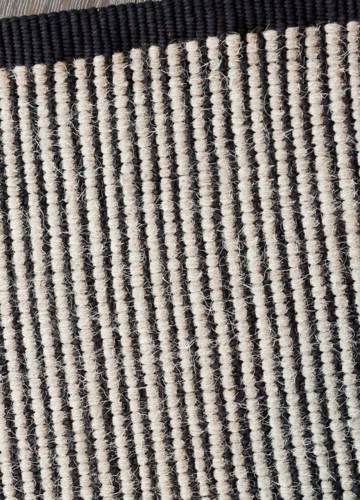 Rope Weave in Natural/Black | Armadillo: http://armadillo-co.com/item-category/rugs/