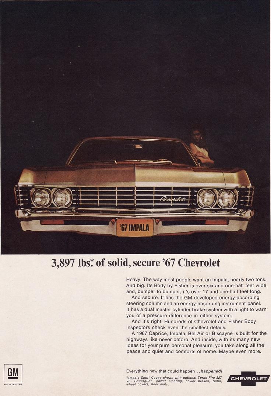 Cars and more chevy impala chevy impalas vehicles drag racing racing - 67 Impala Vintage Ad Chevrolet Vintage Chevy Ads Pinterest 67 Impala Chevrolet And Cars