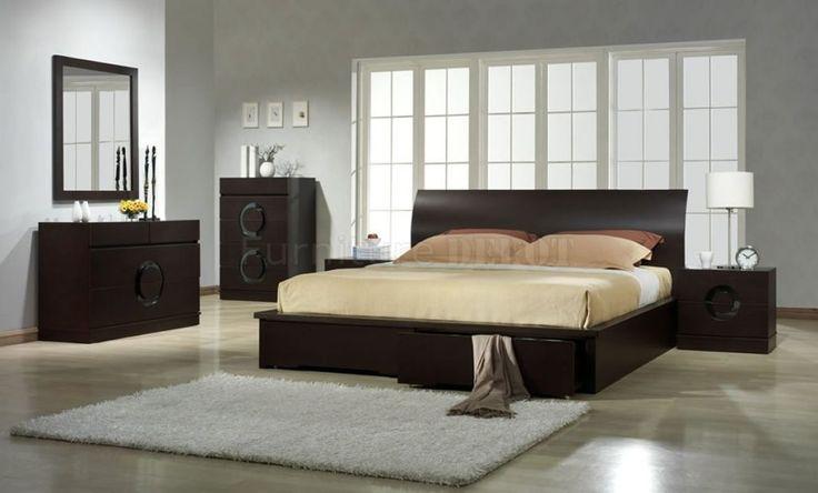 Modern Bedroom Sets Modern Bedroom Set Furniture | Raya Furniture