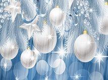 Christmas  screensavers  nfsBlueXmasTree