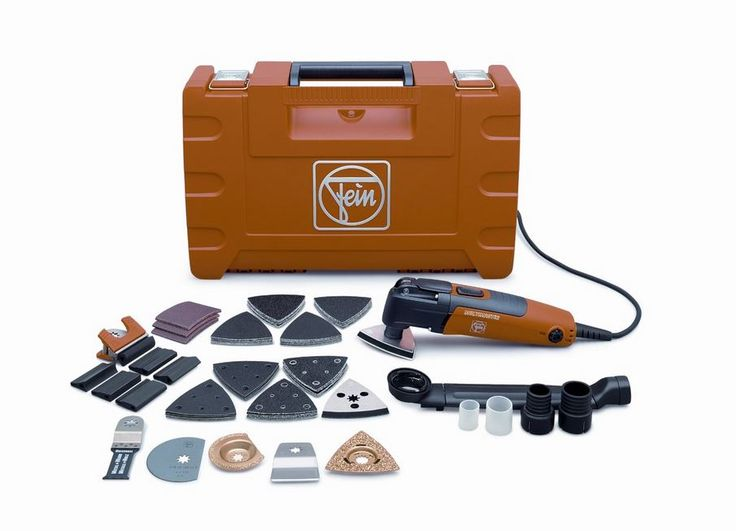 Fein FMM 250Q Start MultiMaster Oscillating Tool is a great tool for sanding, scraping, and cutting.
