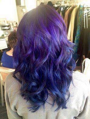 Artic fox hair color