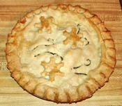 Tourtiere is a French Canadian dish, a meat pie with a wonderful, distinct flavor. For some, it's just not the holidays without it. Find out how to cook one and make it part of your holiday tradition!