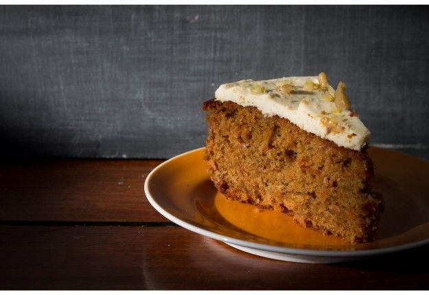 Carrot & Walnut Cake (A Healthier alternative) - Real Recipes from Mums