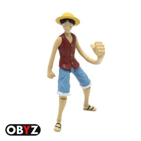 Figurine d'action One Piece Luffy 12 cm http://obyz-toys.com/fr/figurines/8-figurine-d-action-one-piece-luffy-12-cm.html