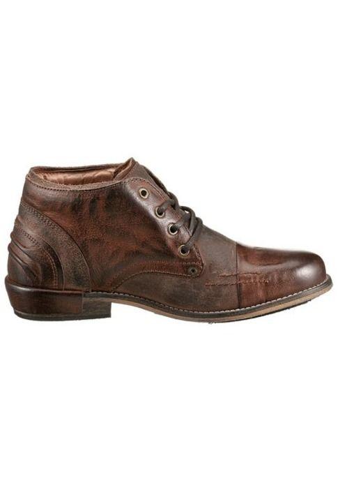 Ботинки YELLOW CAB. Приятная для ног отделка из натуральной кожи изнутри, прочная подошва из синтетики. Высококачественное тиснение в виде печатей надписей сбоку. Мягкий язычок и верх. Каблук, обтянутый кожей.