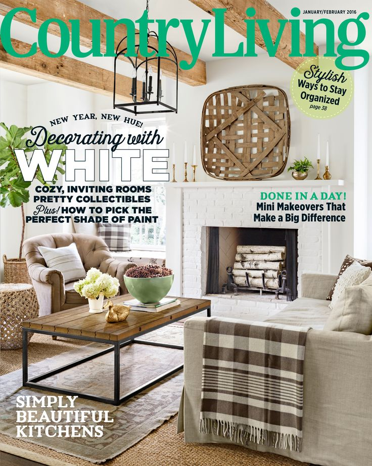 decor the farmhouse country living magazine style blog home decorating