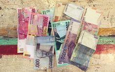 Tipps für deine Finanzen in Indonesien: Woher bekommst du Geld? Welche Kreditkarte funktioniert in Indonesien am besten? Was ist mit Geld wechseln?