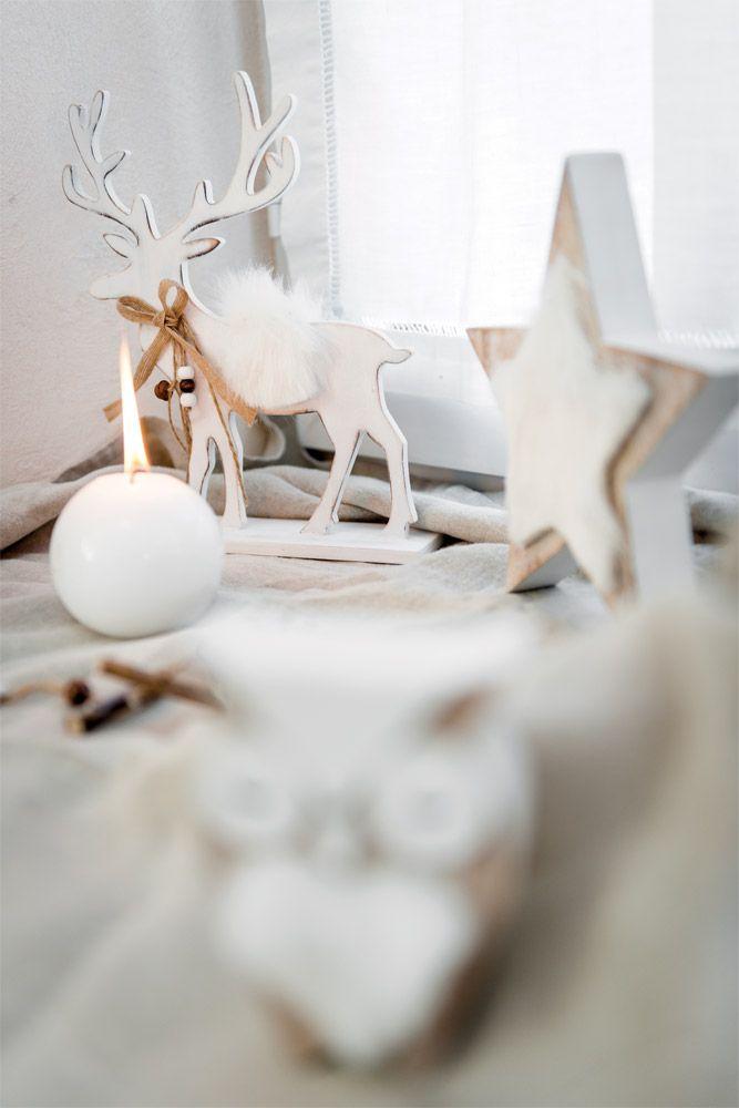 Ma décoration de Noël Scandinave - Idées de fêtes
