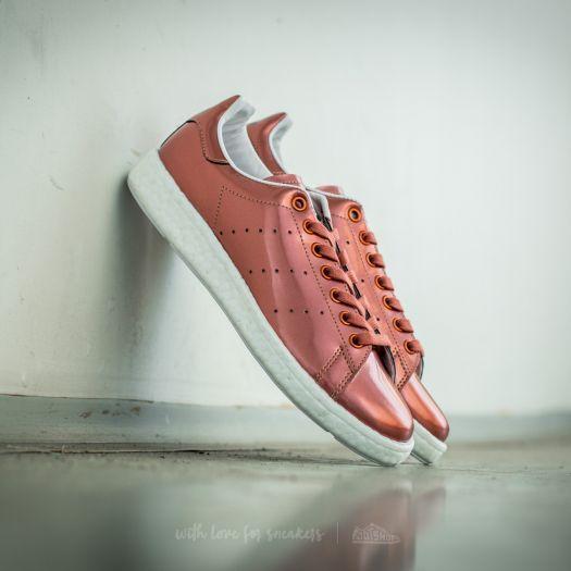adidas Stan Smith W Copper Metallic/ Copper Metallic/ Footwear White Pour le meilleur prix 130 € Disponible immédiatement  découvrez sur Footshop.eu/fr