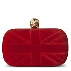 Union Jack clutch..Silk, Pursees A N, Purses A N, Alexander Mcqueen, Jack Purses, Gowns, Bustiers, Union Jack