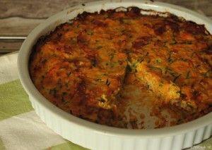Zoete aardappel frittata met parmaham - MiCook