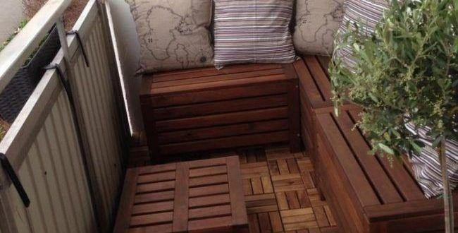 balcon-design-dalles-de-plancher-ikea-bois-banc-Throw ...