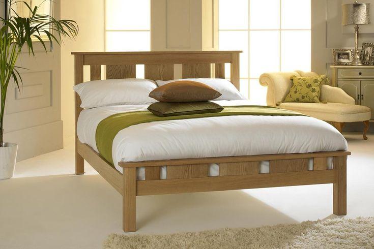 17 best ideas about solid oak beds on pinterest. Black Bedroom Furniture Sets. Home Design Ideas