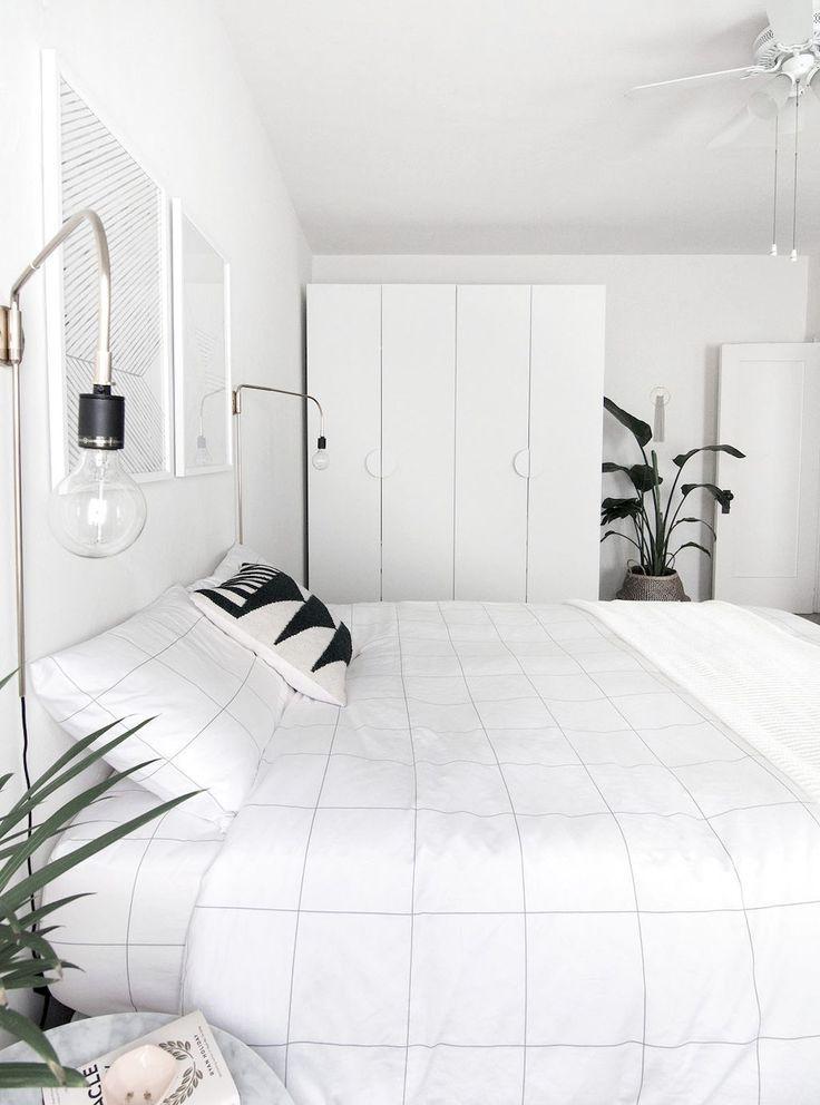 60 Scandinavian Bedroom Decorating Ideas Minimalist Bedroom