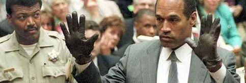 Evidence & Exhibits which convicted Serial-Killers & Murderers - OJ Simpson and the infamous Gloves