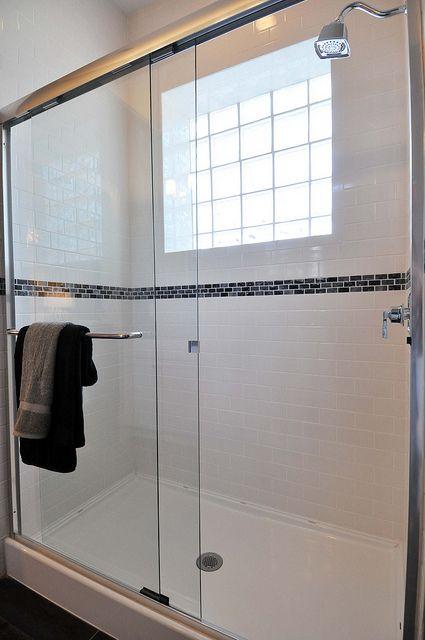 Bathroom Tiles Mosaic Border 49 best tile workghs images on pinterest | mosaic tiles, white