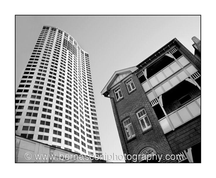 Opposites...black & white architecture...by Christine Bernasconi www.bernasconiphotography.com