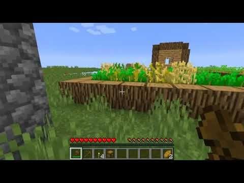 Minecraft Mac 51 - Superflat Survival World