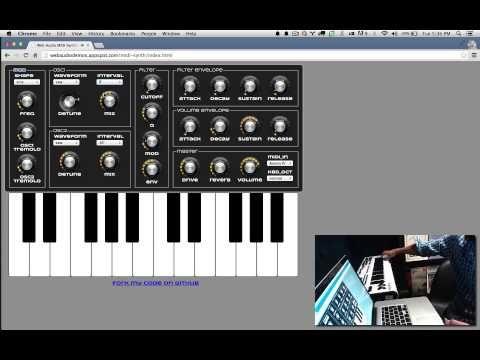 Google Chrome beta includes Web MIDI support | Gearjunkies.com