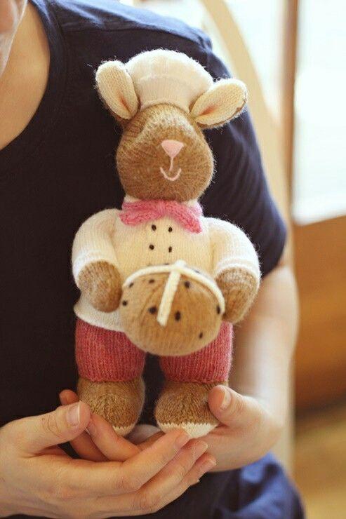 hot cross bunny.  Alandart