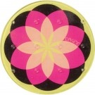Dakine Peace Mat Snowboard Stomp Pad - Citron Floral