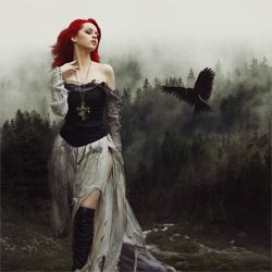 """How to Create this """"Into the Wild"""" Photo Manipulation in Photoshop"""