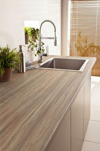 Laminate countertop / for kitchens POLYFORM®  polyrey