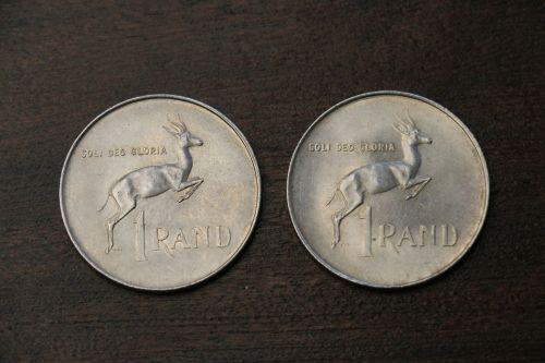 Buy 2066 RSA 1 Rand x 2 for R280.00