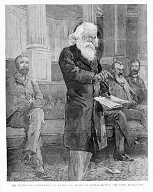 Henry Parkes, documents or..