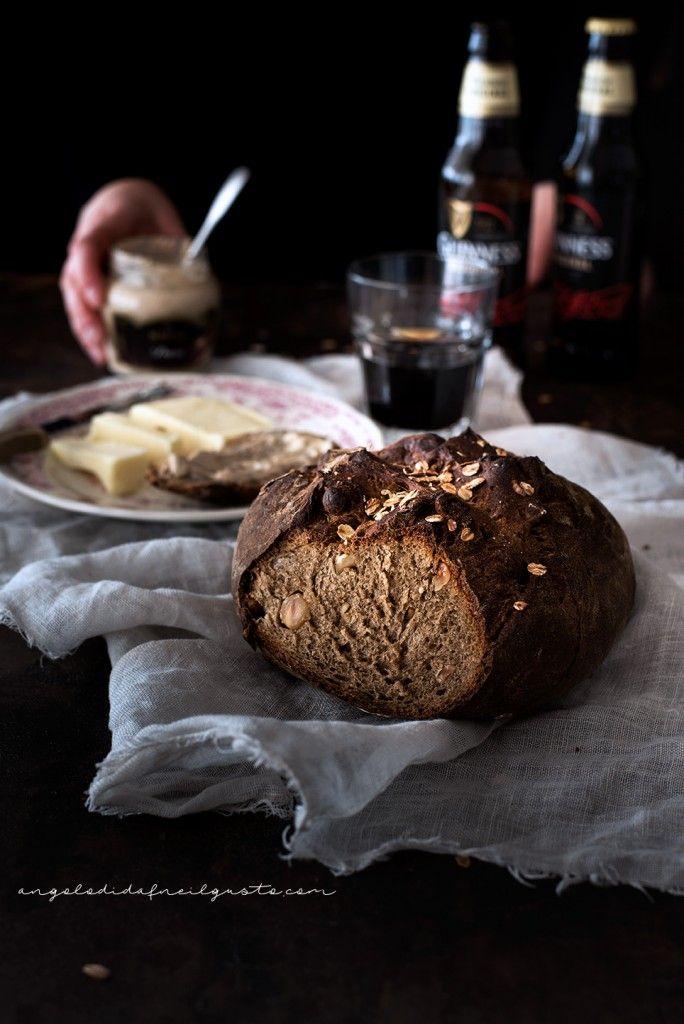 Pane scuro alla Guinness e nocciole2412