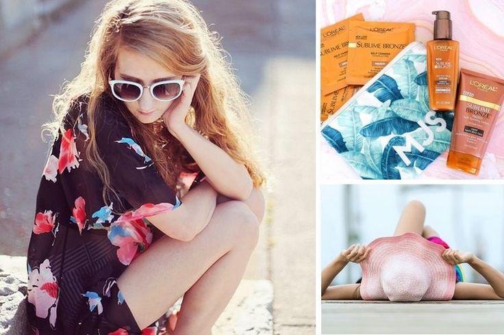 Comment enlever les traces d'autobronzant ?  #autobronzant #soleil #été #bronzé  Plus de conseils pour cet été sur https://www.monvanityideal.com/conseils/soin-du-corps.htmlc