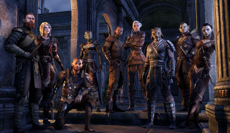 'The Elder Scrolls Online' One Tamriel Update Lets PlayStation 4, Xbox One Players Explore Any Zone With Anyone Today