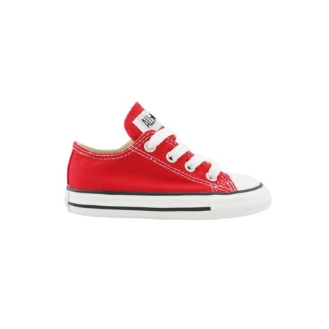 Shop for Toddler Converse All Star Lo Sneaker in Red at Journeys Kidz. Shop today for the hottest brands in mens shoes and womens shoes at JourneysKidz.com.Classic Converse Lo Top for the younger courtsters. You can never be too old or young for the originals. The smaller styles still feature the famous durable canvas upper and rubber sole like only Converse can do it.