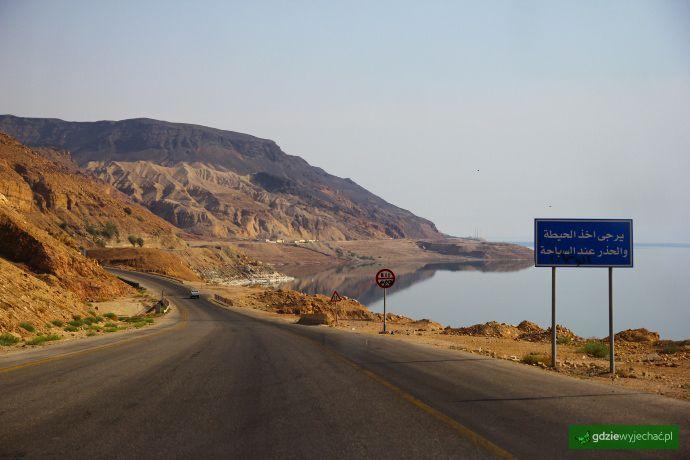 Dead Sea / Morze Martwe - Jordania