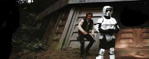 Ugh, he could be so immature sometimes. | Proof Han Solo Is Actually Your Ex-Boyfriend