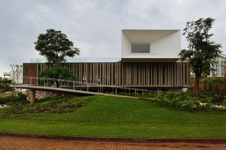 Piracicaba House Photo: Isay Weinfeld