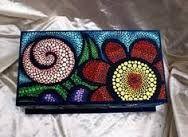Resultado de imagen para pinterest bandejas y yerberas de maderas pintadas