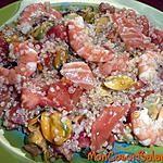 recette Salade Océane (Weight Watchers ProPoints)