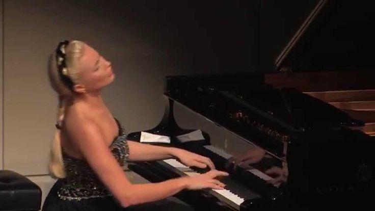 "W.A. Mozart - Klaviersonate Nr. 3 B-Dur KV 281, Valentina Babor, ""Dt. Pi..."