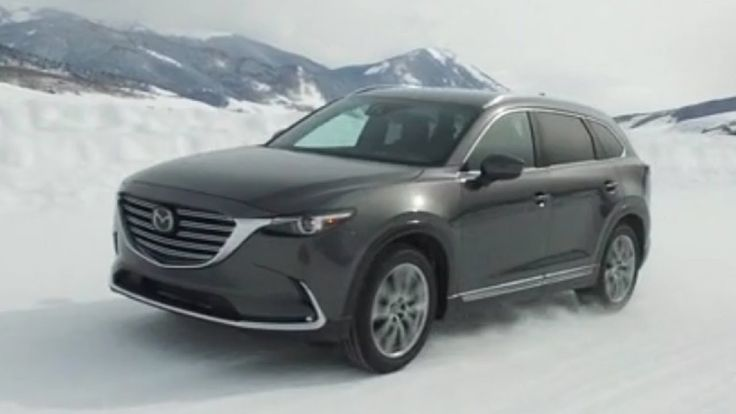 2017 Mazda CX9 Cold Weather Testing Autos