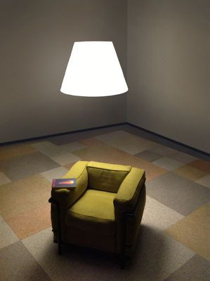 Shade Set Aus LED Bodenprojektor Lampenschirm
