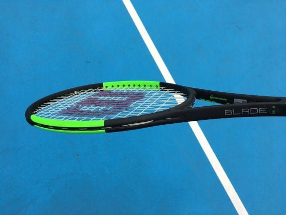 Wilson's Blade 98S CV    Wilson Sporting Items has launched Countervail know-how in its line of Blade tennis rackets, integrating tech from the aerospace business into rackets that assist professionals and newbie gamers alike. Countervail is a one-of-a-type, layered carbon fiber from...